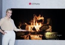 LG OLED evo Next Generation OLED in 2021