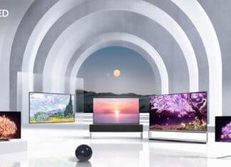 LG OLED TV Lineup 2021