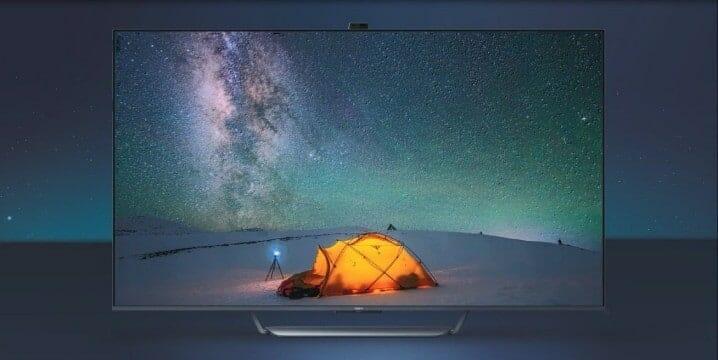 Der MediaTek 9950 Chip kam bereits im Oppo S1 4K QLED TV zum Einsatz