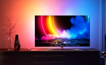 Der Philips OLED856 4K OLED TV mit HDMI 2.1 und Anti-Burn-In-Technologie