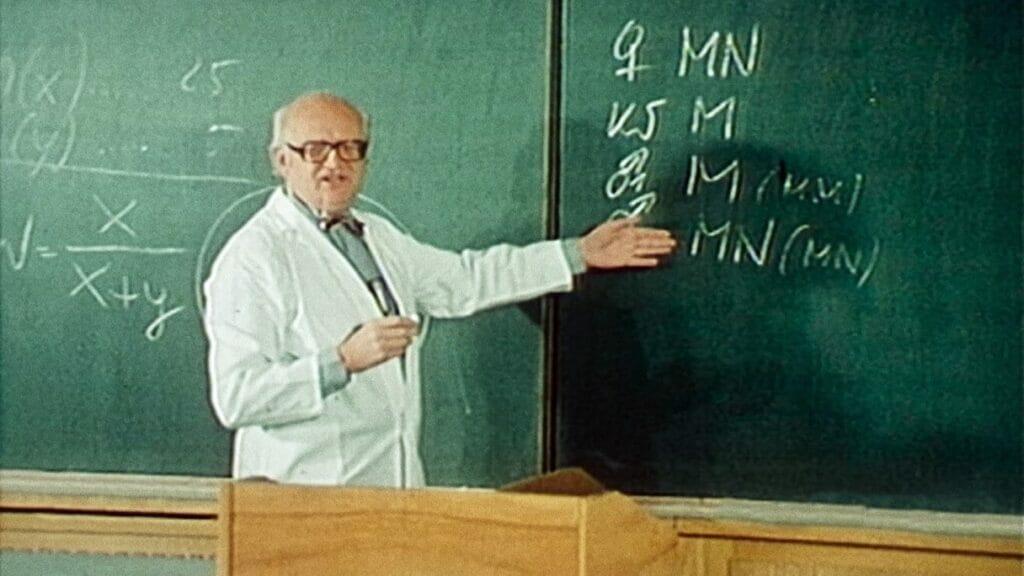 Otto Prokop sezierte rund 45.000 Leichen und half unzählige Kriminalfälle zu lösen| Bild: MDR
