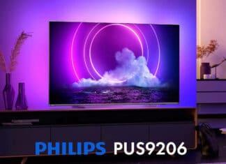 Der Philips PUS9206 mit 100Hz Panel und HDMI 2.1