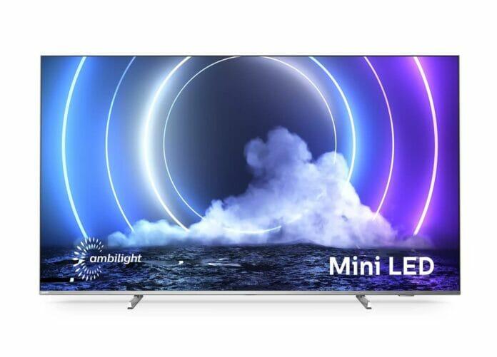 Philips 4K MiniLED TV PUS9506 mit HDMI 2.1 und bis zu 1.500 nits