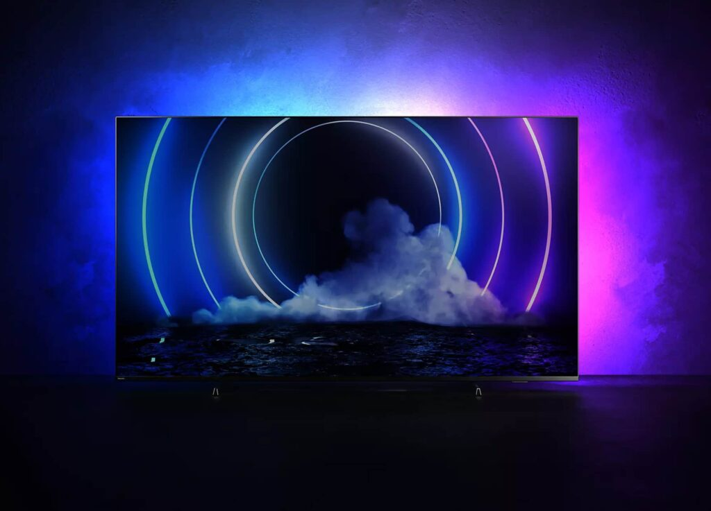 Sattes Schwarz, breite Kontraste und strahlende Spitzenlichter: Philips PML9506 4K TV mit MiniLED