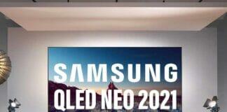Samsung QLED NEO 2021 Mini LED
