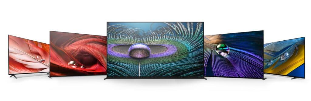 Sonys TV-Lineup 2021 - X90J X95J Z9J A90J A80J