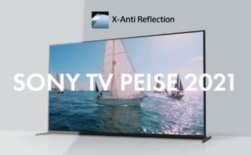 Die US-Preise für Sonys gesamtes LCD & OLED-TV-Lineup 2021 sind online!