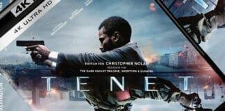 Dafür wurde Heimkino gemacht: TENET auf 4K Blu-ray