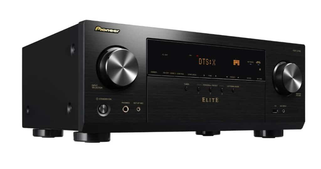 Der Pioneer VSX-LX150 Elite AV-Receiver mit HDMI 2.1