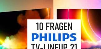 Philips beantwortet 10 wichtige Fragen zum TV-Lineup 2021