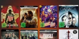 Die 4K Blu-ray Neuheiten der nächsten Wochen!