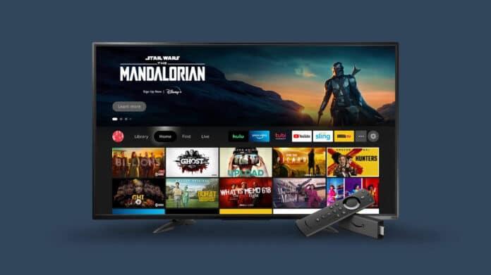 Amazon spendiert der Fire-TV-Oberfläche eine Frischzellenkur.
