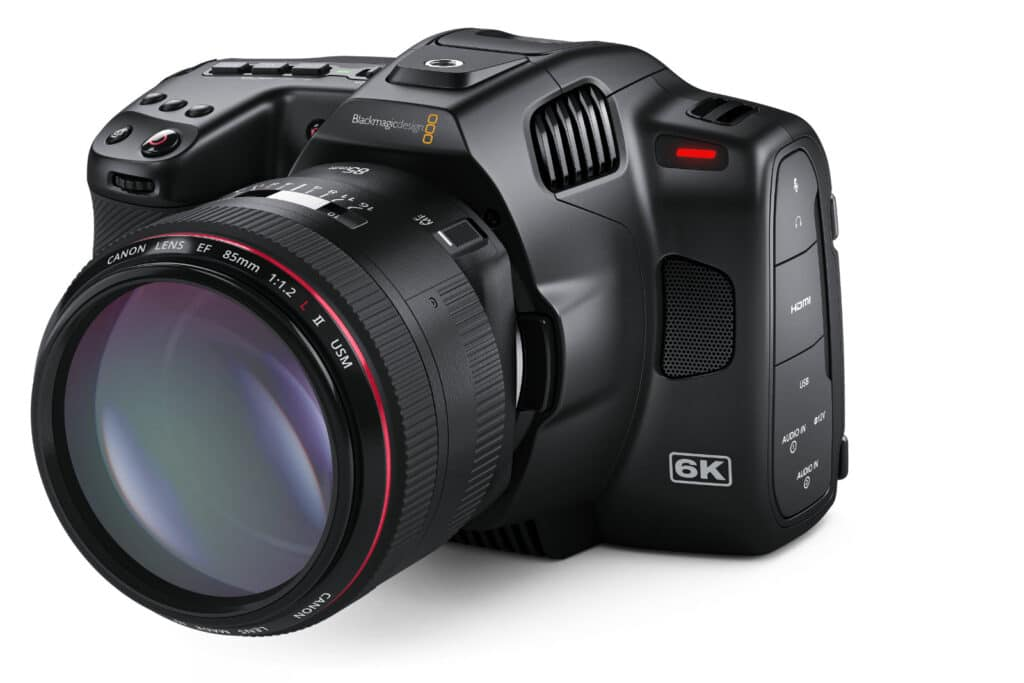 Die Blackmagic Pocket Cinema Camera 6K Pro kostet 2.499 US-Dollar