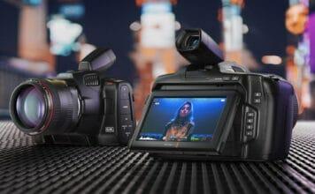 Die neue Blackmagic Pocket Cinema Camera 6K Pro ist da