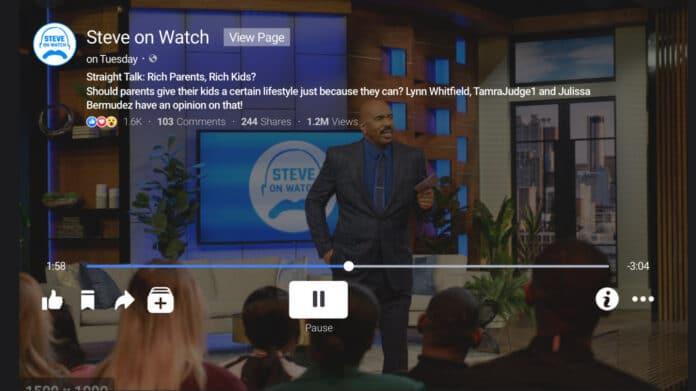 Facebook Watch erreicht LG-TVs ab dem Modelljahr 2014.