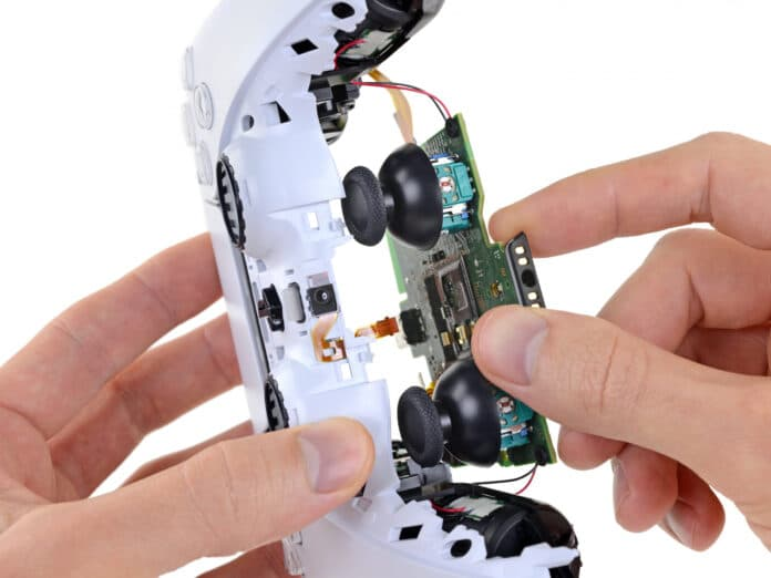 Der DualSense ist für Drift-Probleme anfällig.