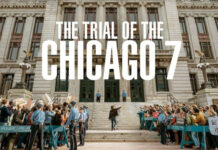 """The Trial of the Chicago 7"" ist kostenlos bei YouTube - für 48 Std."