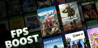 """Microsoft schaltet die ersten XboxOne-Games für den """"FPS Boost """"und """"Auto HDR"""" frei!"""