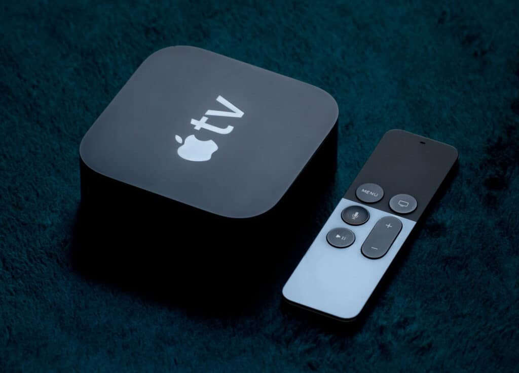 Apple TV Framerate Switching 24p tvOS 14.5