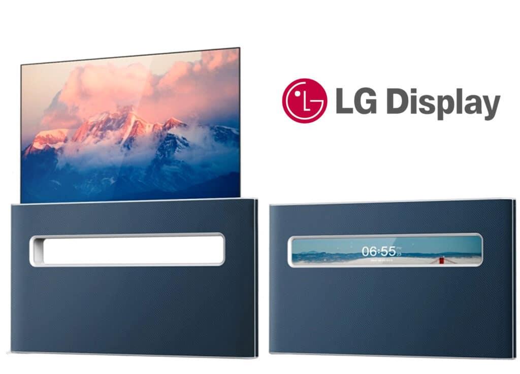 Das OLED-Display kann sich perfekt auf das Bildverhältnis der Inhalte anpassen - bedeutet keine schwarzen Balken mehr