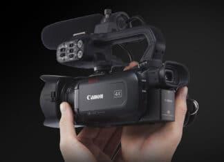 Der Canon XA45 4K Camcorder für semi-professionelle Anwendungen