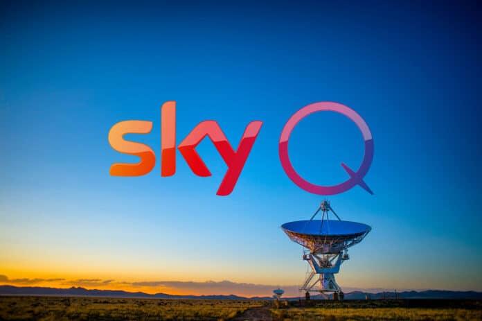 Sky Q behebt das Problem mit den fehlenden Sendern!