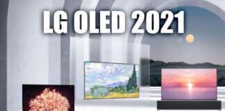 Termine und Preise für LGs 2021 OLED TV Lineup mit 4K & 8K Auflösung