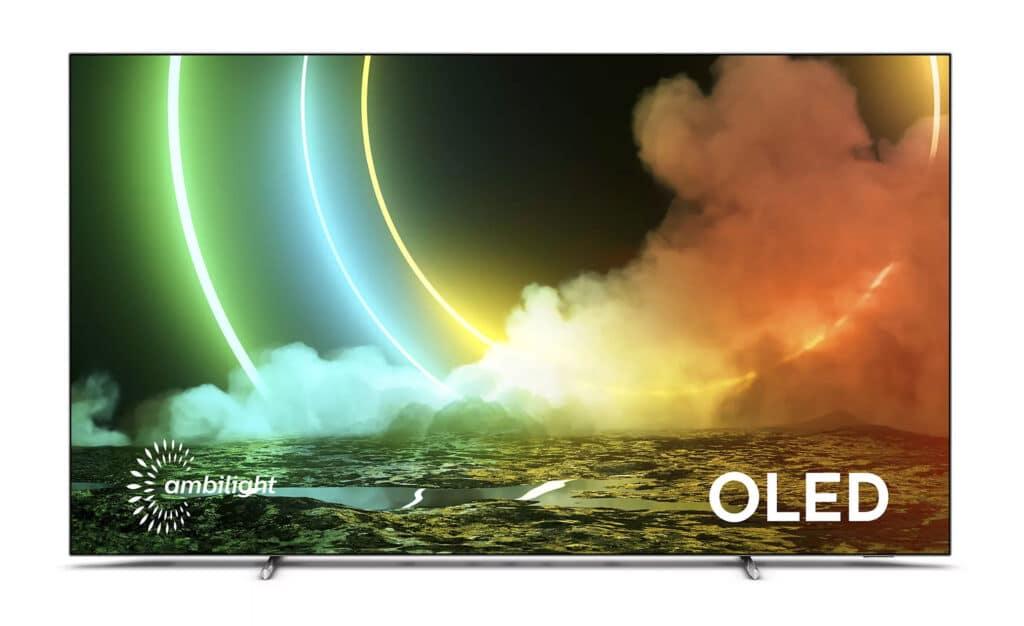 Der OLED706 4K OLED TV hat einige Verbesserungen im Vergleich zum Vorjahresmodell erfahren