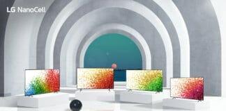 LG kommuniziert Preise und Termine für die NanoCell LCD TVs mit 4K & 8K Auflösung