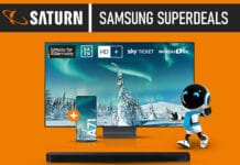 Cashback oder Galaxy Smartphone in den Samsung SuperDeals sichern!