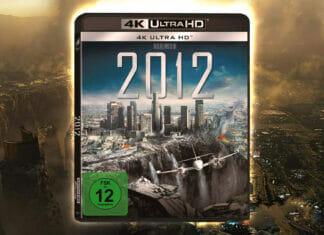 2012 erscheint auf 4K Blu-ray und wir wagen den Test - Schnallt euch an!