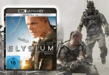 Elysium ist ein audiovisuelles Highlight auf 4K Blu-ray