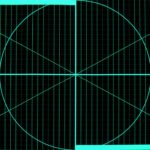 Testbild Geometrie ausrichten Samsung LSP9
