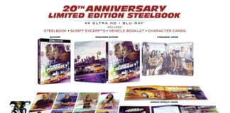 Zum 20-Jährigen: The Fast and the Furious als limitiertes 4K Blu-ray Steelbook