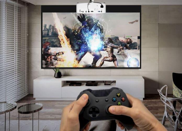 Die UHD35 und UHD38 4K Projektoren sollen vor allem Gamer ansprechen
