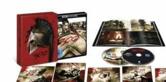 """""""300"""" erscheint ebenfalls in einer Ultimate Collectors Edition auf 4K Blu-ray"""