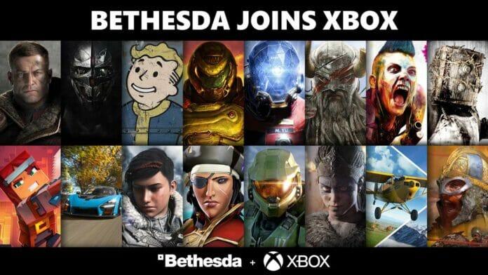 Einige Bethesda-Spiele wird es nur noch für Xbox und PC geben.