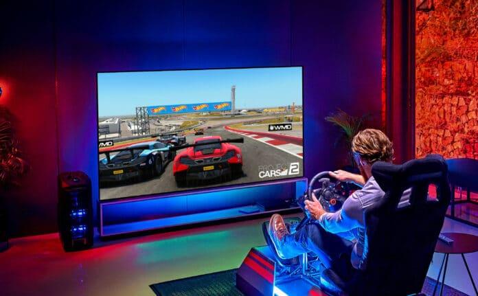 LG wird seine OLED-TVs mit einem Update für verbessertes VRR versorgen.