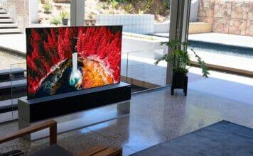 LGs aufrollbarer OLED-TV soll sich kaum verkauft haben.