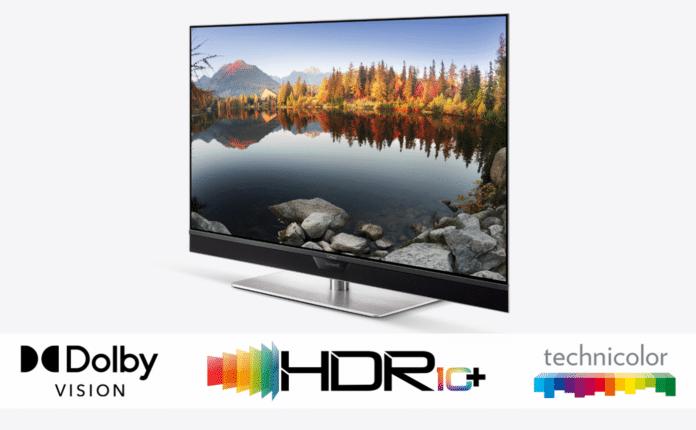 Metz Classic unterstützt sowohl HDR10+ als auch Dolby Vision