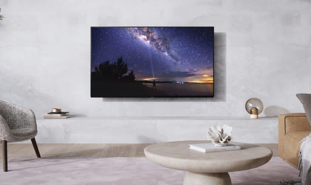 Das ist Panasonics neuer OLED-TV-TX-65JZW1004