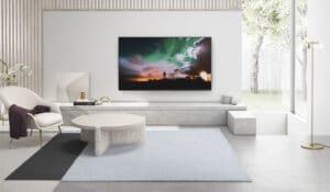 Leider haben Panasonics neue OLED-TVs Probleme mit 120 Hz