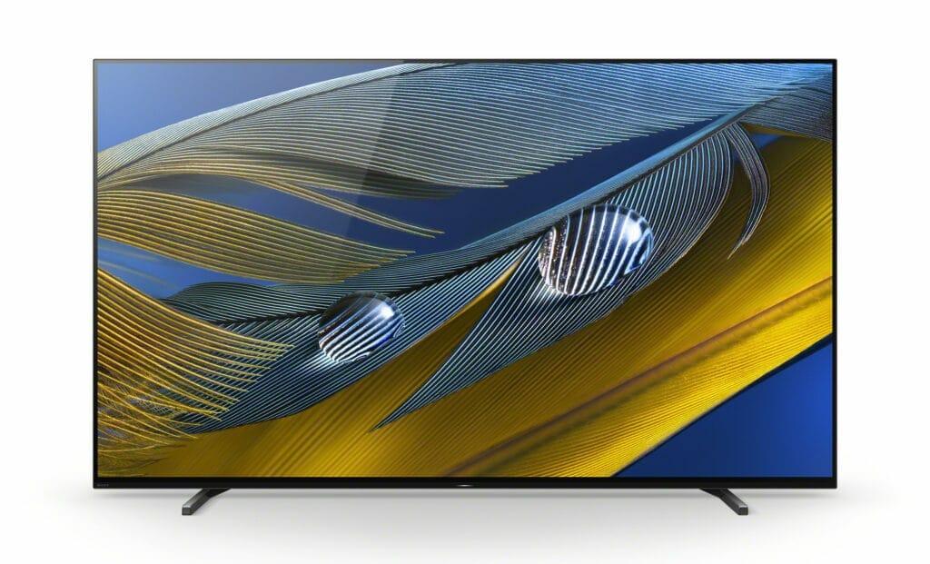Sony kommuniziert den Launch der Bravia XR A80J