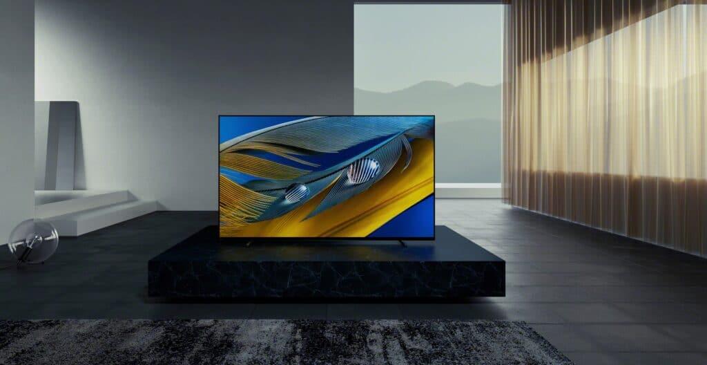 Die Sony Bravia XR A80J sind ab Ende März 2021 bei uns zu haben.
