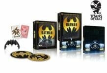 Sammler aufgepasst: Batman (1989) im limitierten Titans of Cult 4K Blu-ray Steelbook!