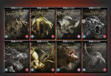 Die Einzelvarianten der Game of Thrones Staffeln 1-8 sollen auf 4K Blu-ray (ohne Blu-ray) erscheinen!