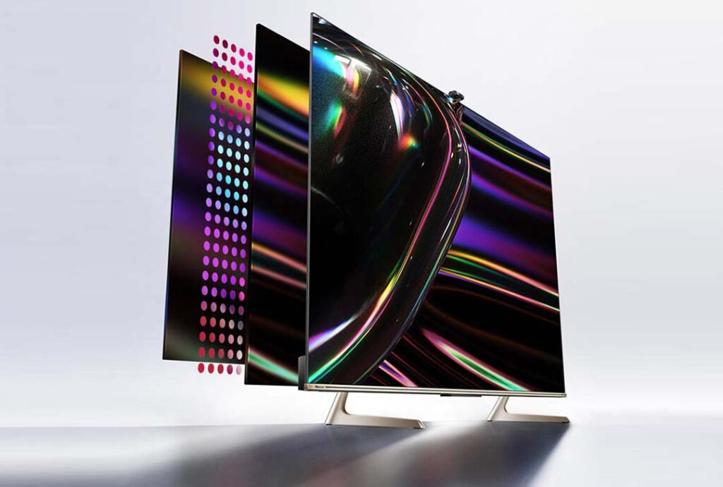Setzt Hisense beim U7G Pro auf ein 4K-Display mit Dual-LCD?