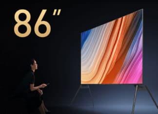 Der Redmi MAX 86 4K Fernseher mit HDMI 2.1