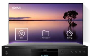 Reavon präsentiert zwei neue 4K Blu-ray Player UBR-X100 und UBR-X200