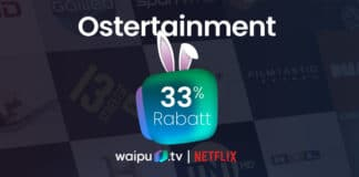 waipu.tv startet zu Ostern neue Angebote